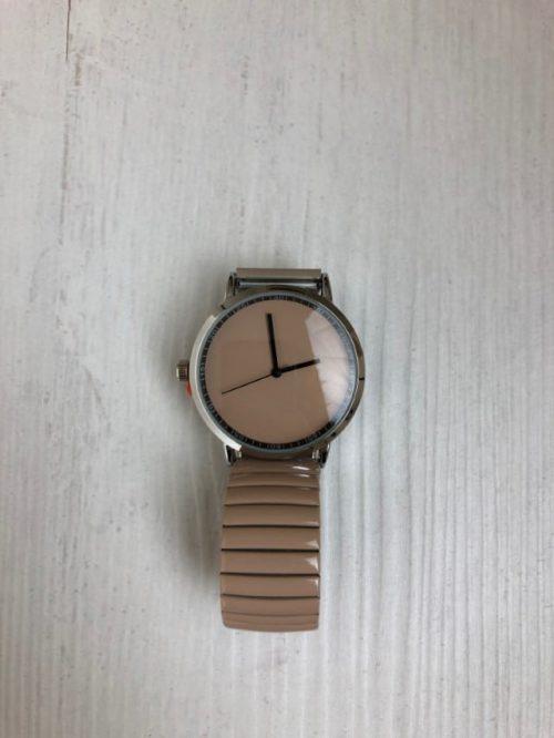 Horloge Beige Ernest-sieraden Label-L