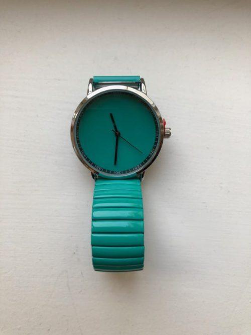 Horloge Green Ernest-sieraden Label-L