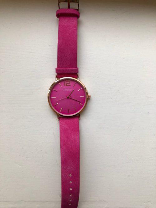 Horloge Suedine Ernest-sieraden Label-L