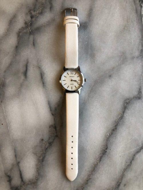 Horloge White Ernest-sieraden Label-L